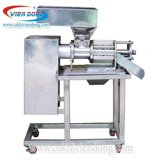 máy ép nước cốt dừa công nghiệp