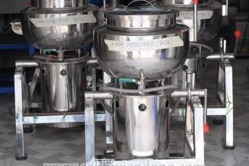 Vật liệu làm máy xay giò chả công nghiệp