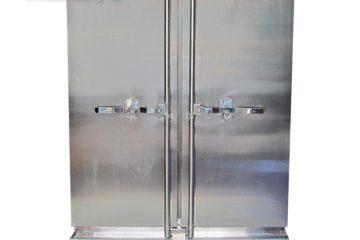 Cách vệ sinh và bảo quản tủ hấp xúc xích đúng cách