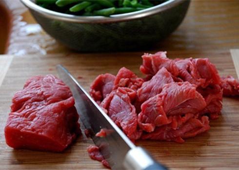 """Máy thái thịt JZ- thái thịt bò """"mỏng như tờ giấy"""""""