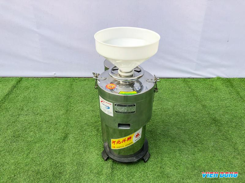 Máy xay đậu nành inox HP3 - Xay kiệt bã đến 95%