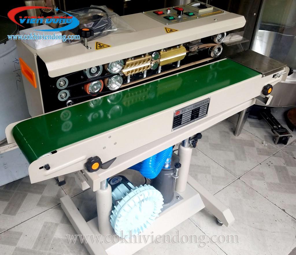 máy hàn miệng túi thổi khí FDM 1000A