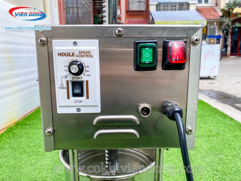 Máy nhồi xúc xích tự động ETV10