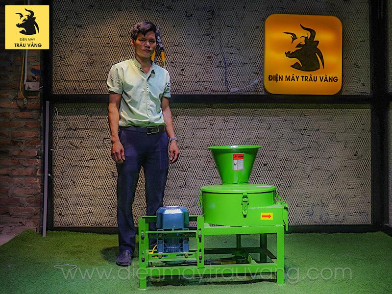 máy băm cỏ TV BC1